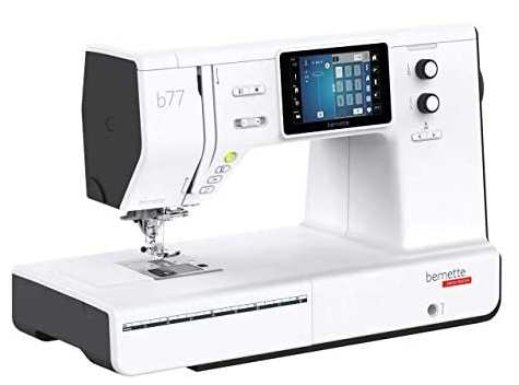 Bernette b77 Sewing Machine Review