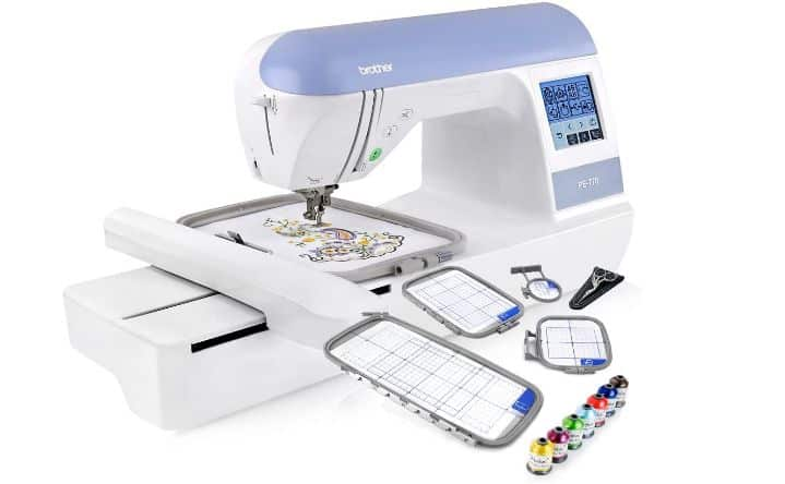 Best Brother Machine For Embroidery