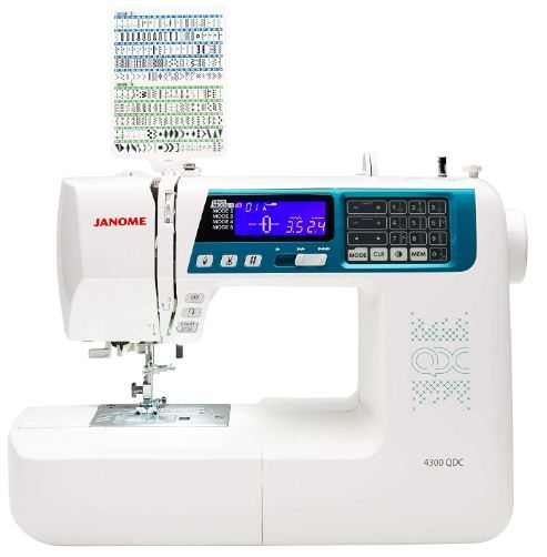 janome 4300qdc stitches Sewing Machine
