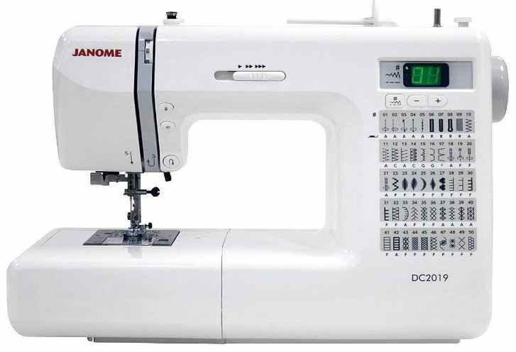 janome dc2019 reviews