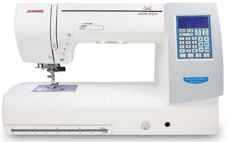 Janome 8200 Sewing machine