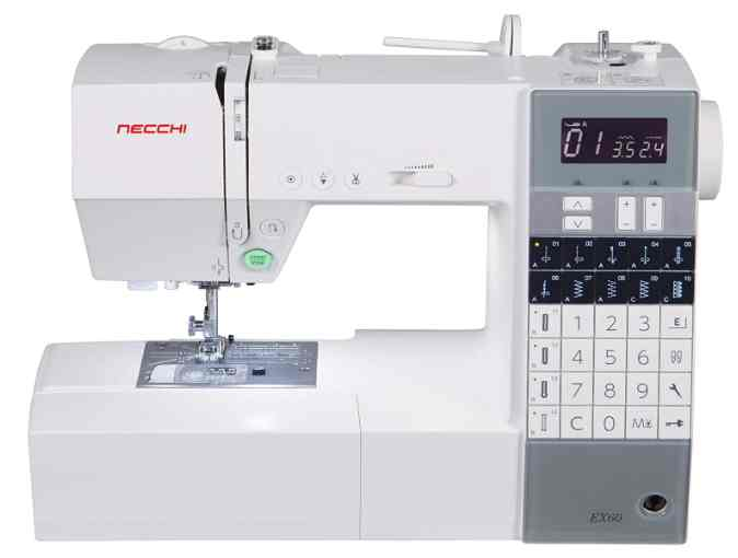 Necchi EX60 Sewing Machine Review