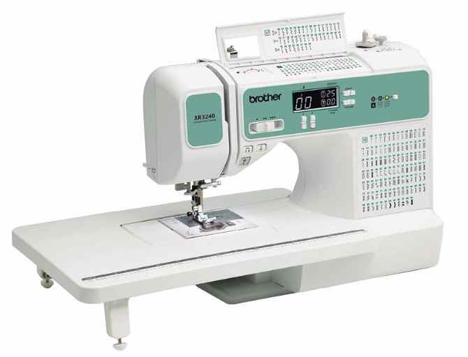 Brother XR3240 Computerized Sewing Machine