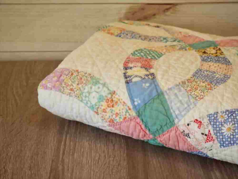 Handmade quilting